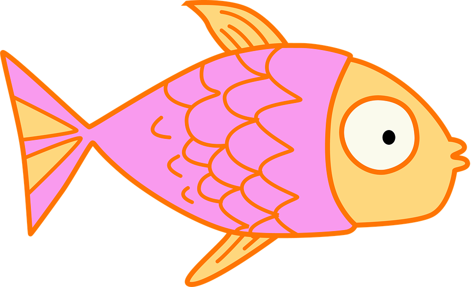 fish kids clip art free image on pixabay rh pixabay com School of Fish Clip Art Fish Clip Art
