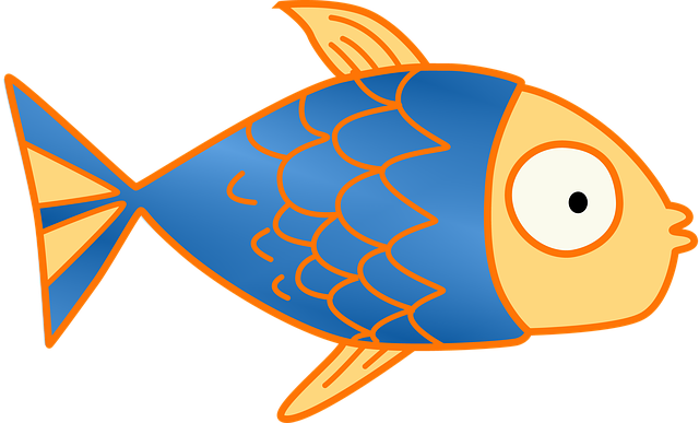 Fish Kids Clip Art · Free image on Pixabay