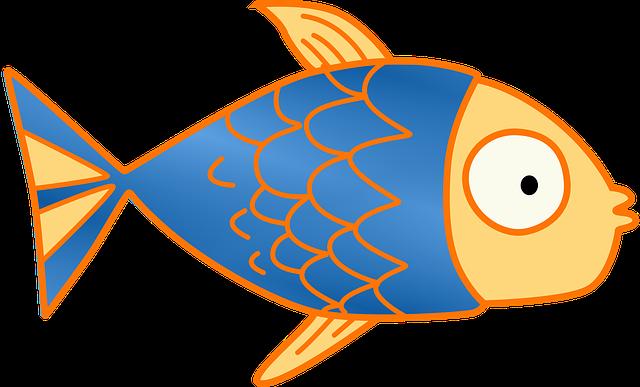 Fish Kids Clip Art · Free image on Pixabay