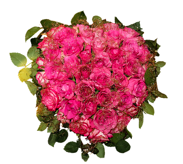 flowers bouquet roses free photo on pixabay