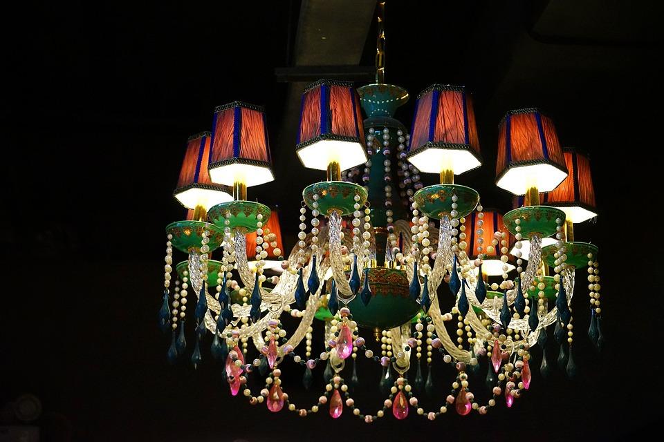 Lampen En Licht : Luster lampe licht u ac angern willhaben