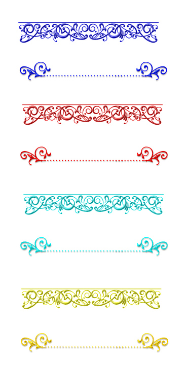 free illustration  divider  line  decoration  ornament - free image on pixabay