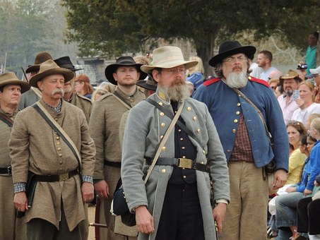 Confederate, Appomattox, Civil, War