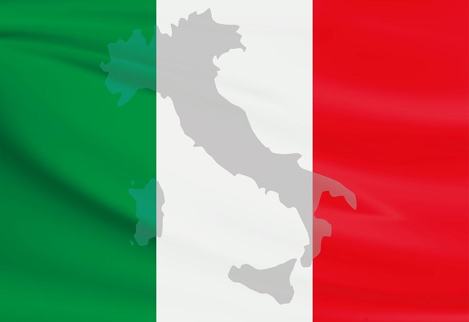 Extrem Italie, Drapeau - Images gratuites sur Pixabay SC17