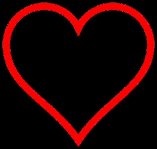 Free illustration: Heart, Love, Valentine, I Love You ...