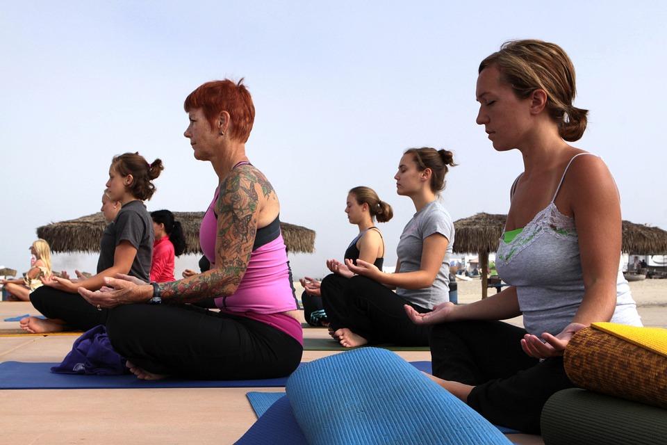 Women, Yoga Classes, Fitness, Asana, Instructor