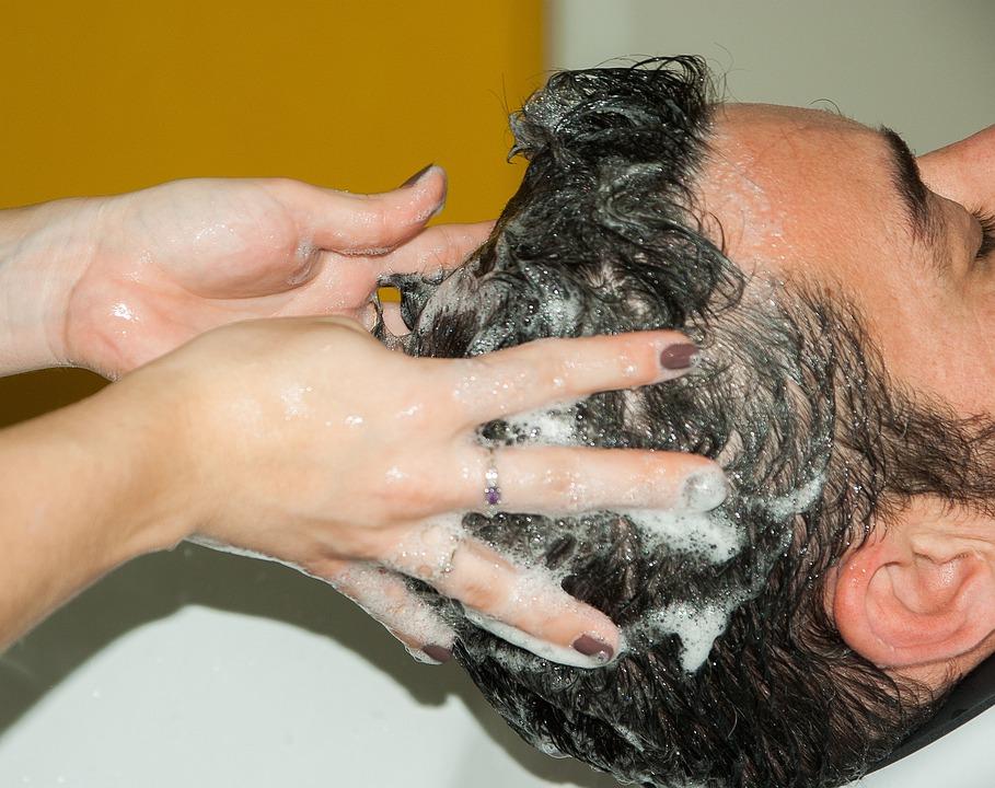 Parrucchiere, Shampoo, Acconciatura, Schiuma