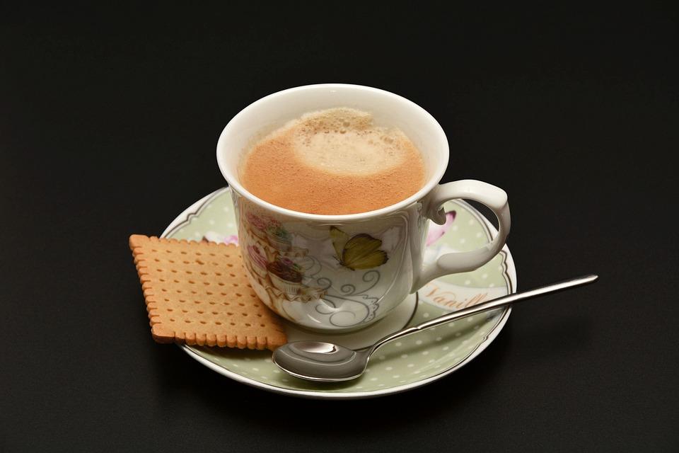 Café Taza De Buenos Días · Foto Gratis En Pixabay