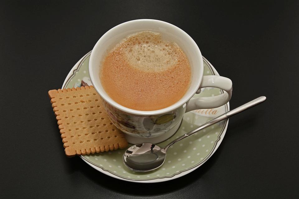 Kaffee Kaffeetasse Guten Morgen Kostenloses Foto Auf Pixabay