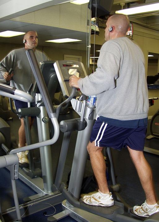 Turnhalle, Eignung, Herz-Kreislauf-Übung