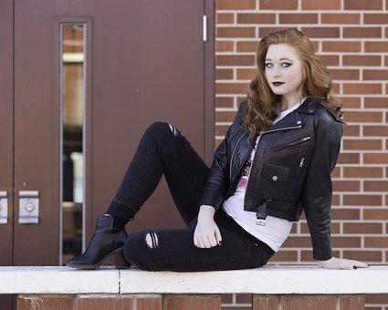 Senior Photography, Model, Portrait