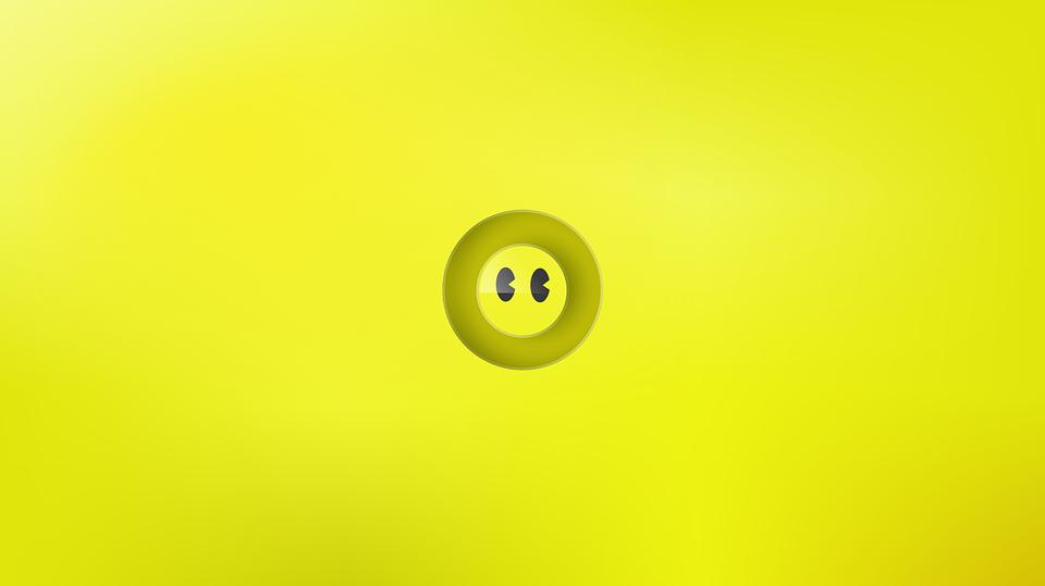 Wallpaper yellow art free image on pixabay wallpaper yellow art emoticon emoji smile cute altavistaventures Image collections