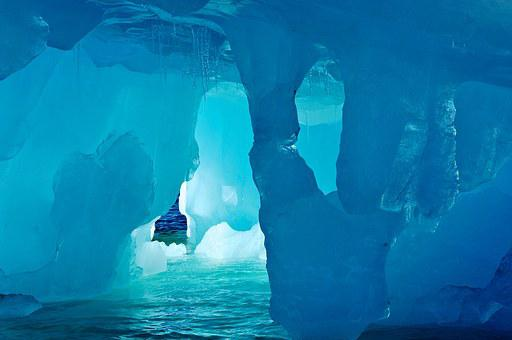 Ice, Antarctica, Cold, Nature, Blue