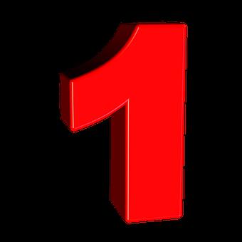 número 1 imagens pixabay baixe imagens grátis