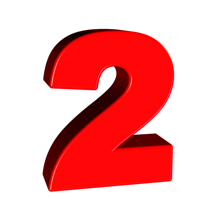 two number 2 free image on pixabay