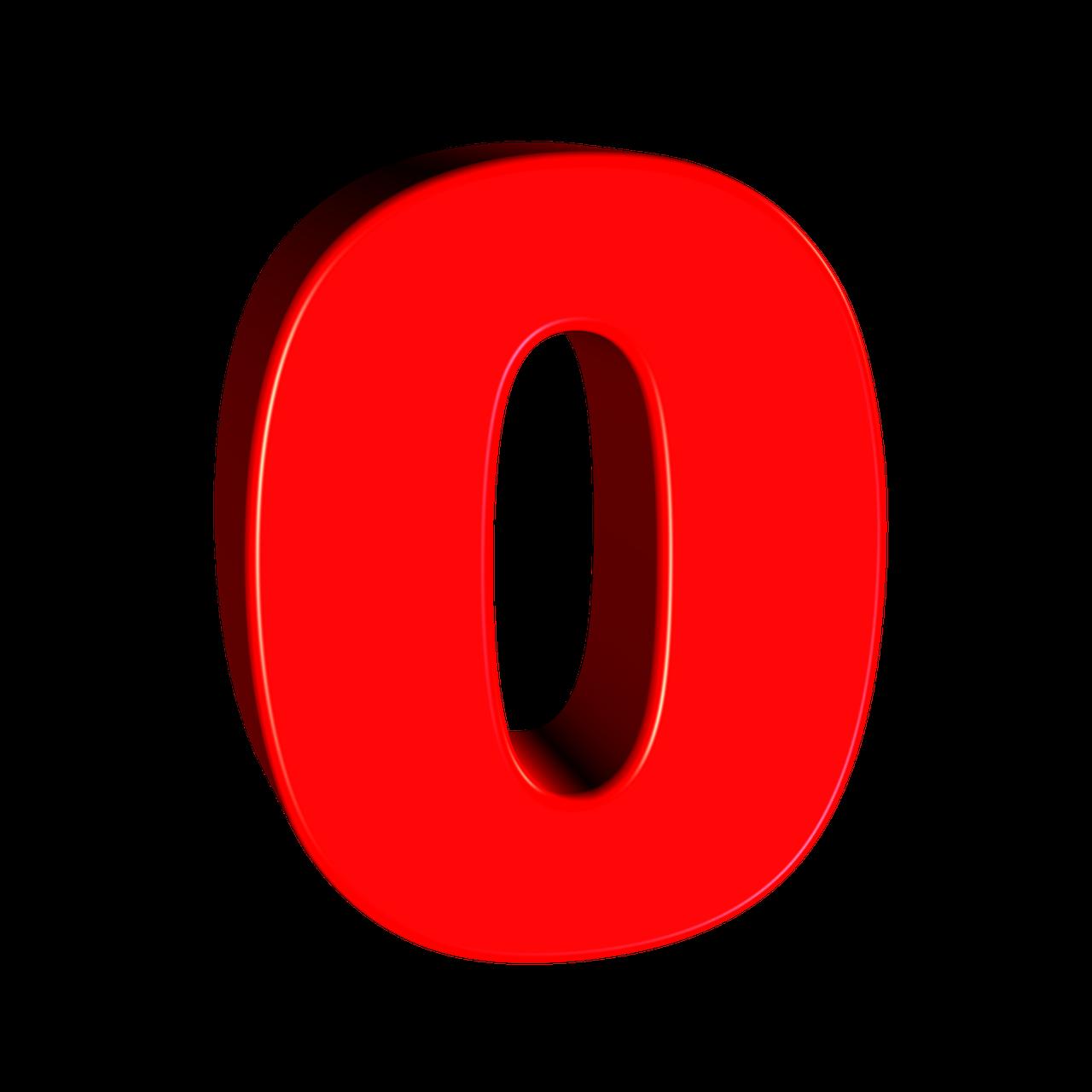 Null Zahl 0 Kostenloses Bild Auf Pixabay