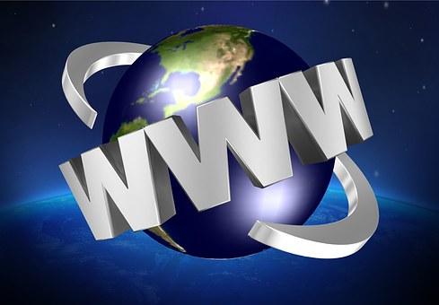 Интернет, Глобальные, Земли, Связи, Www