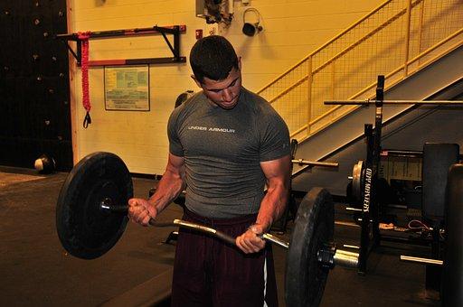 Gym Room, Fitness, Equipment