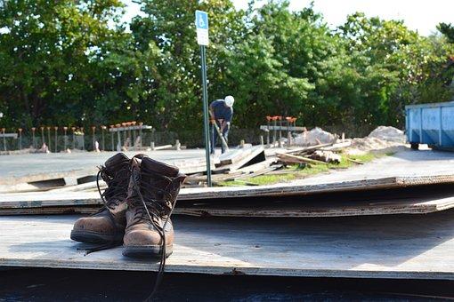 建設, 求人情報サイト, ブーツ, 財団, 木材, フォアマン, 労働者