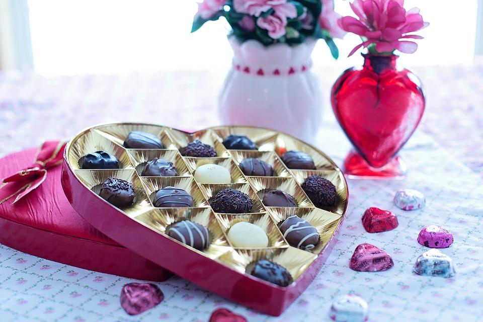 Kostenloses Foto: Valentinstag, Pralinen, Tag, Liebe - Kostenloses ...