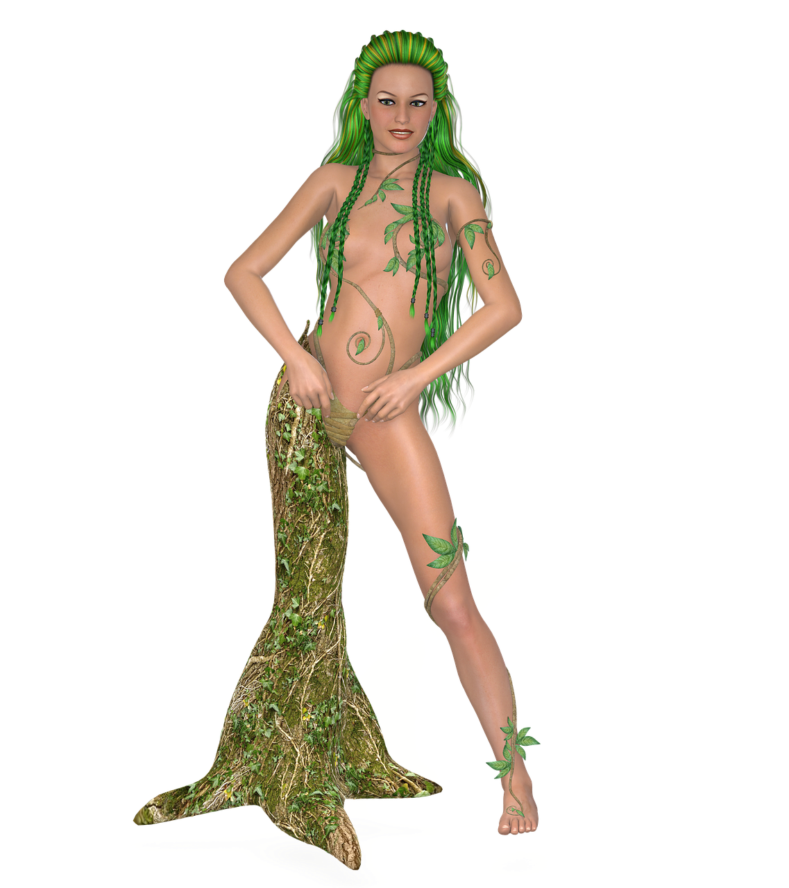 Naked Girl In Clothes