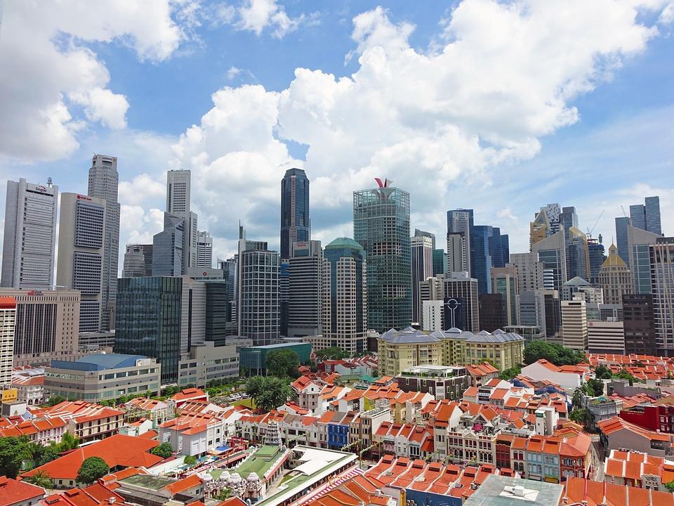 無料の写真 シンガポール チャイナタウン 観光名所 建物 水 金融地区 Pixabayの無料画像
