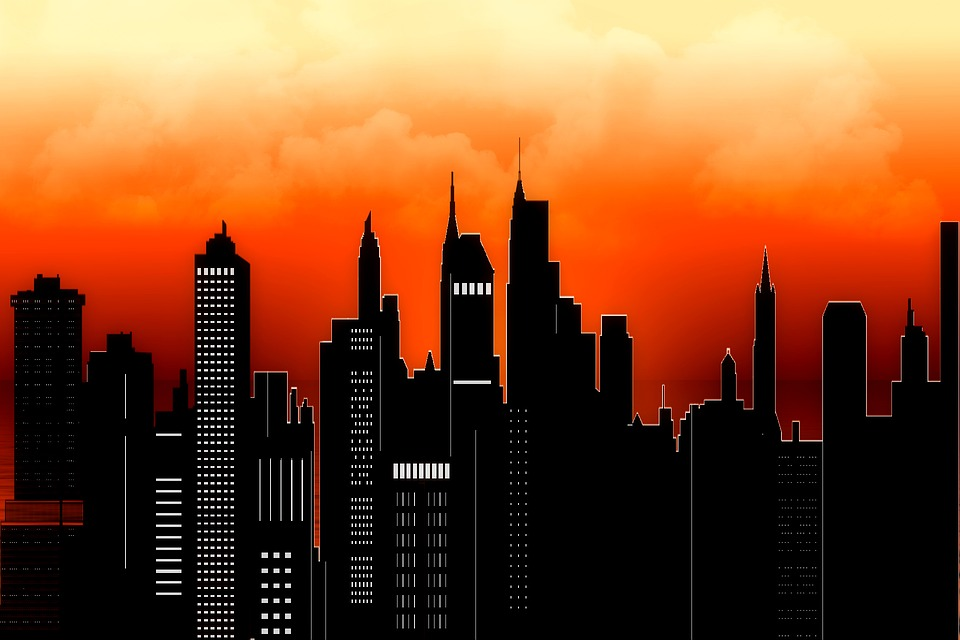 Illustration gratuite ville new york new york city for Ville a new york