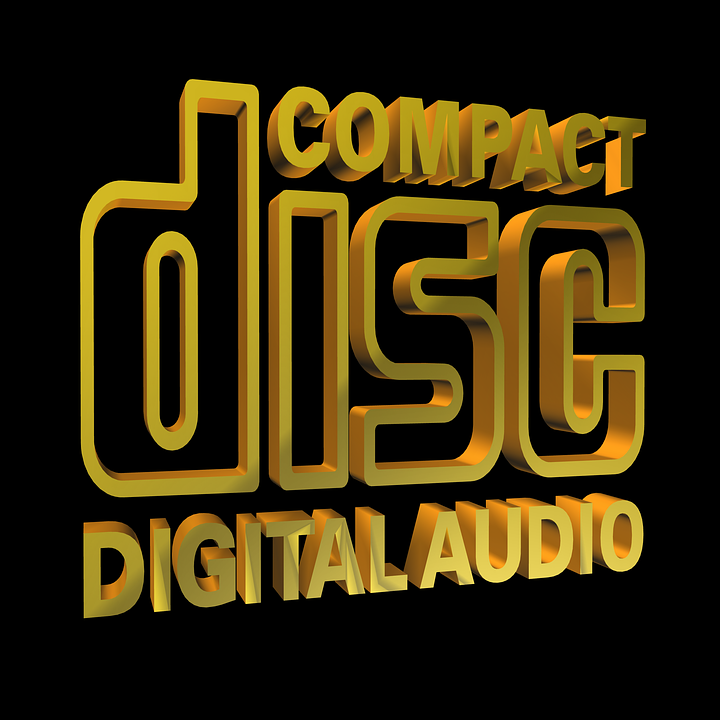 free illustration: compact disc, cd, disc, compact - free image on
