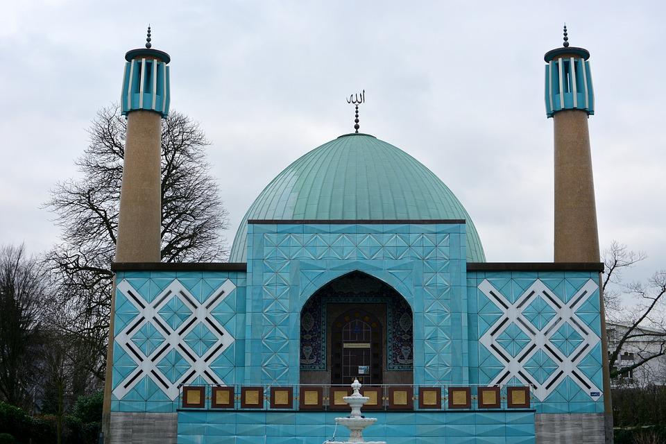 Αμβούργο, Μπλε Τζαμί, Σχετικά Με Το Alster, Ισλάμ