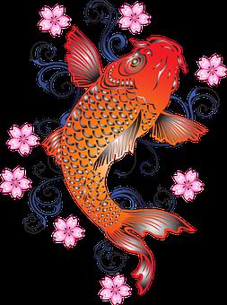 Unduh 7700 Gambar Kartun Ikan Koi HD Terbaru