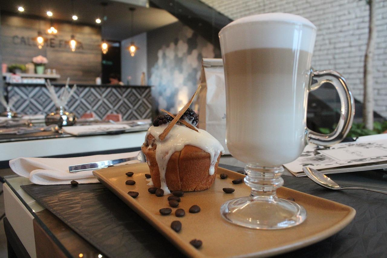 Фото кофе в ресторане