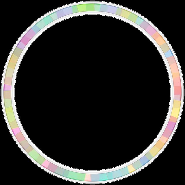 Frame Circle Color 183 Free Image On Pixabay