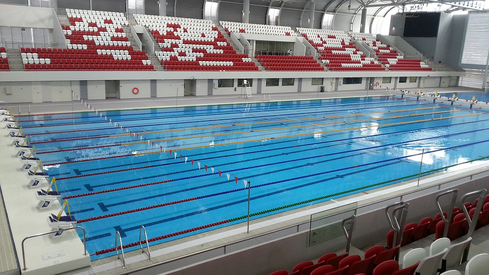 olympic swimming pool watersport swimming formatting