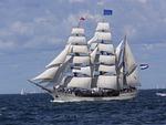 europa, sailboat