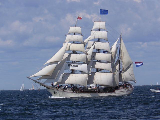 Europa voilier fs senator brockes photo gratuite sur pixabay - Photo de voilier gratuite ...