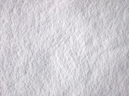 Snow, Texture, Winter, Background
