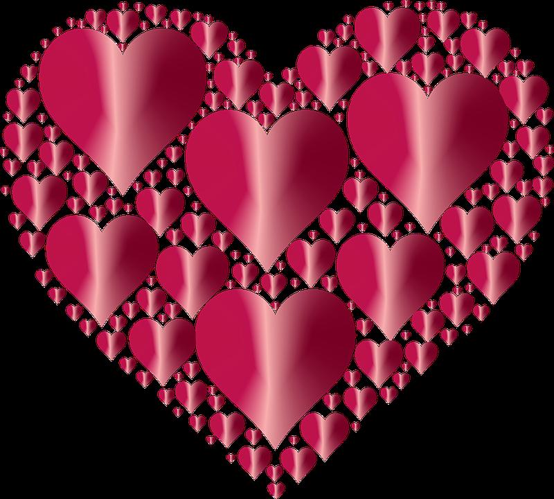 image vectorielle gratuite coeur coeurs 3 l 39 amour forme image gratuite sur pixabay 1187015. Black Bedroom Furniture Sets. Home Design Ideas