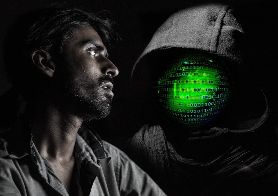 75 Gambar Wajah Hacker Terlihat Keren