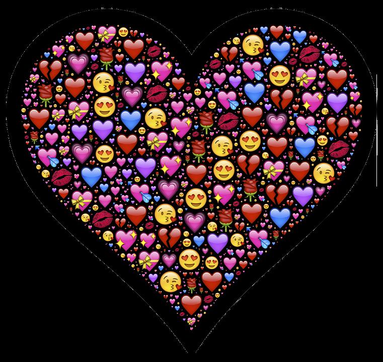 Heart Emoji Affection - Free image on Pixabay