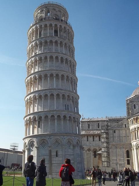 Photo gratuite tour de pise tour italie pise image gratuite sur pixabay - Tour de pise interieur ...