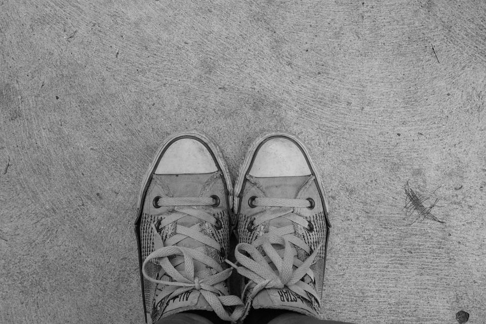 Converse Shoe Chart: Free photo: Feet Shoes Converse All Stars - Free Image on ,Chart