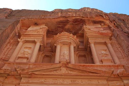 Deserto, Jordan, Petra, Médio Oriente