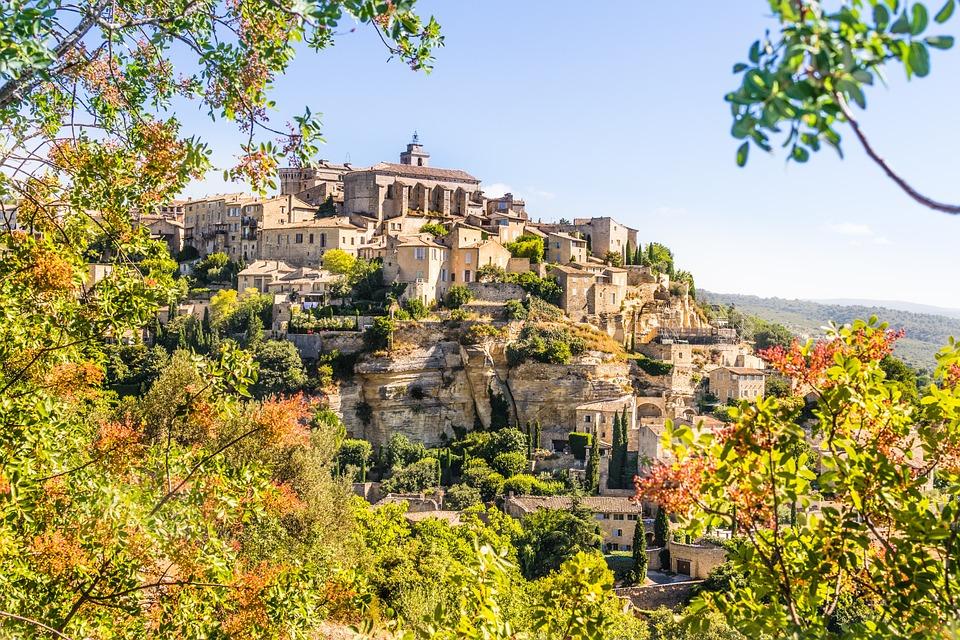 C 200 2016 >> Free photo: Gordes, Lubéron, Vaucluse - Free Image on Pixabay - 1190470