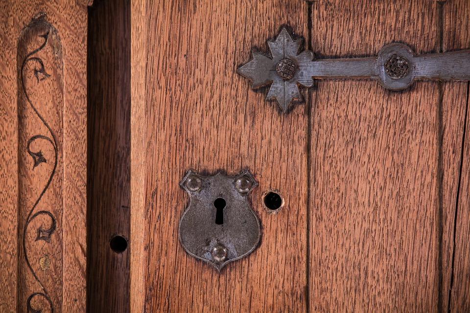 key hole hole door wood metal fitting ornament & Free photo: Key Hole Hole Door Wood Metal - Free Image on ... pezcame.com