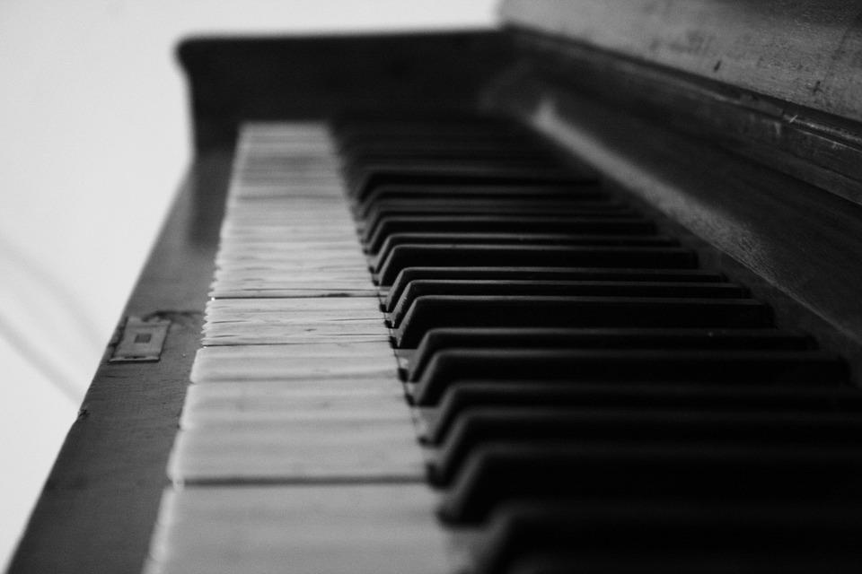 Präferenz Klavier Schwarz Weiß · Kostenloses Foto auf Pixabay CY77