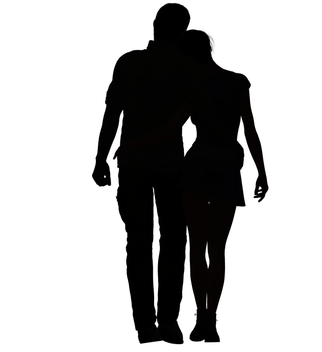 Couple romantic love free image on pixabay - Black and white love pictures ...