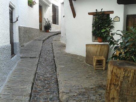 Pampaneira, Granada, Alpujarra, Calle
