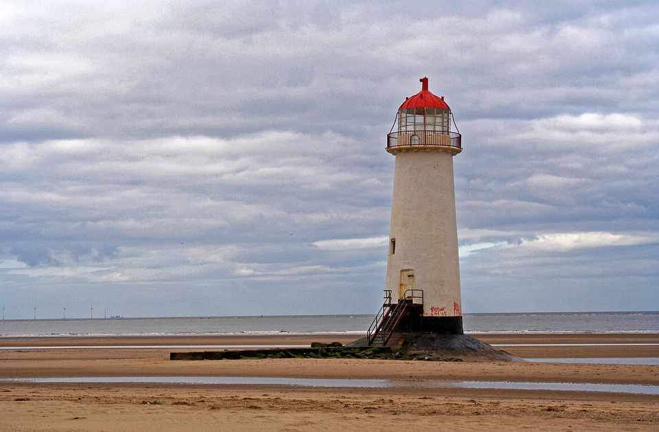 free photo  lighthouse  beach  light  tower