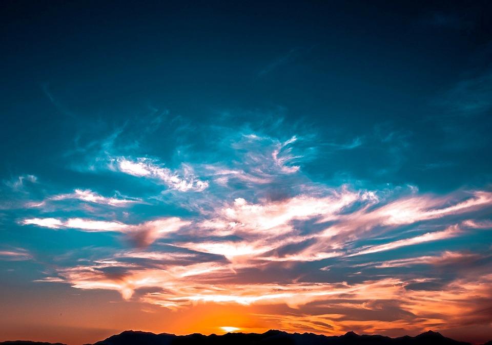 sky clouds sunset free photo on pixabay sky clouds sunset free photo on pixabay