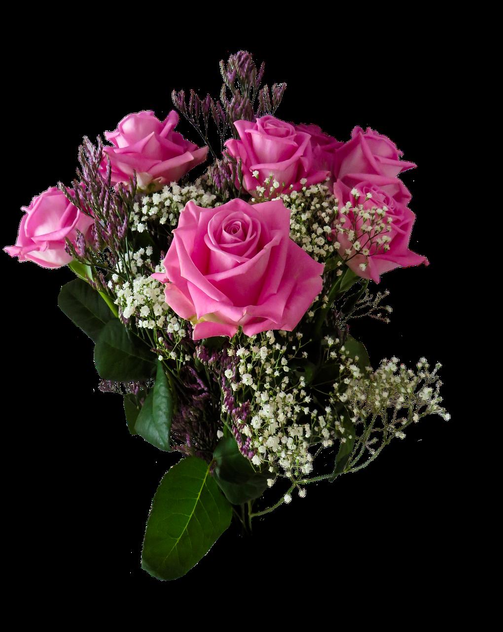 Цветы из салфеток - m 8